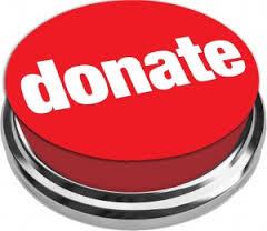 Nonprofit Compliance as Related to Online Fundraising - [Image of a red button inscribed with the word 'donate'.]
