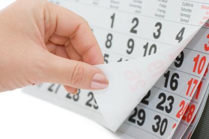Corporate Filing Effective Date