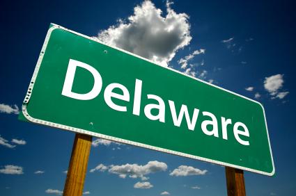 Filings in Delaware