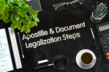 Apostille and Document Legalization Steps