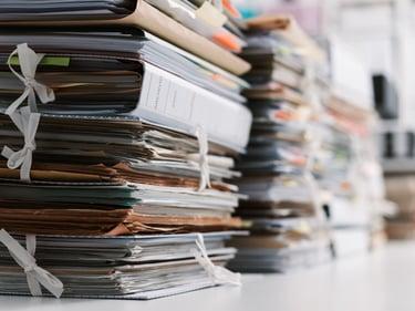 Company Secretaries Cover Paperwork
