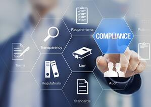 Highlighting Compliance Among Other Business Concerns