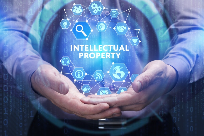 Searching for Intellectual Property
