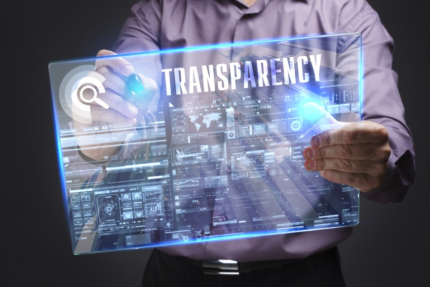 Transparency - DE CATSS - Fotolia_151010763_S