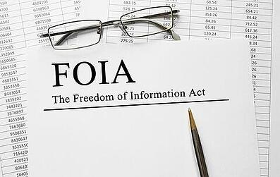 What is a FOIA request