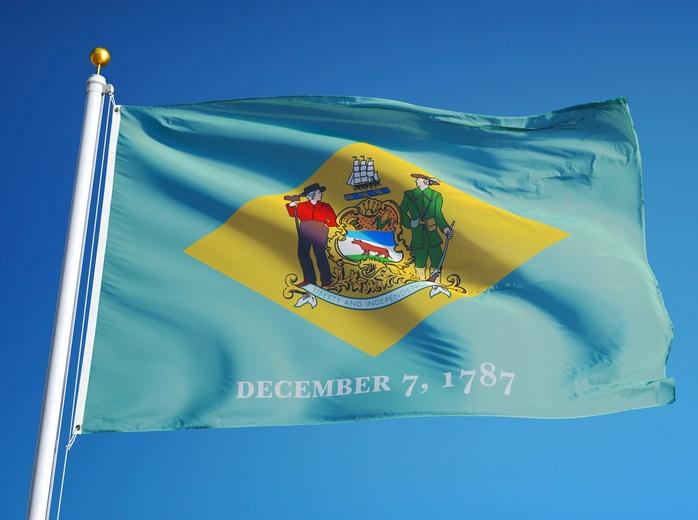 State Flag of Delaware