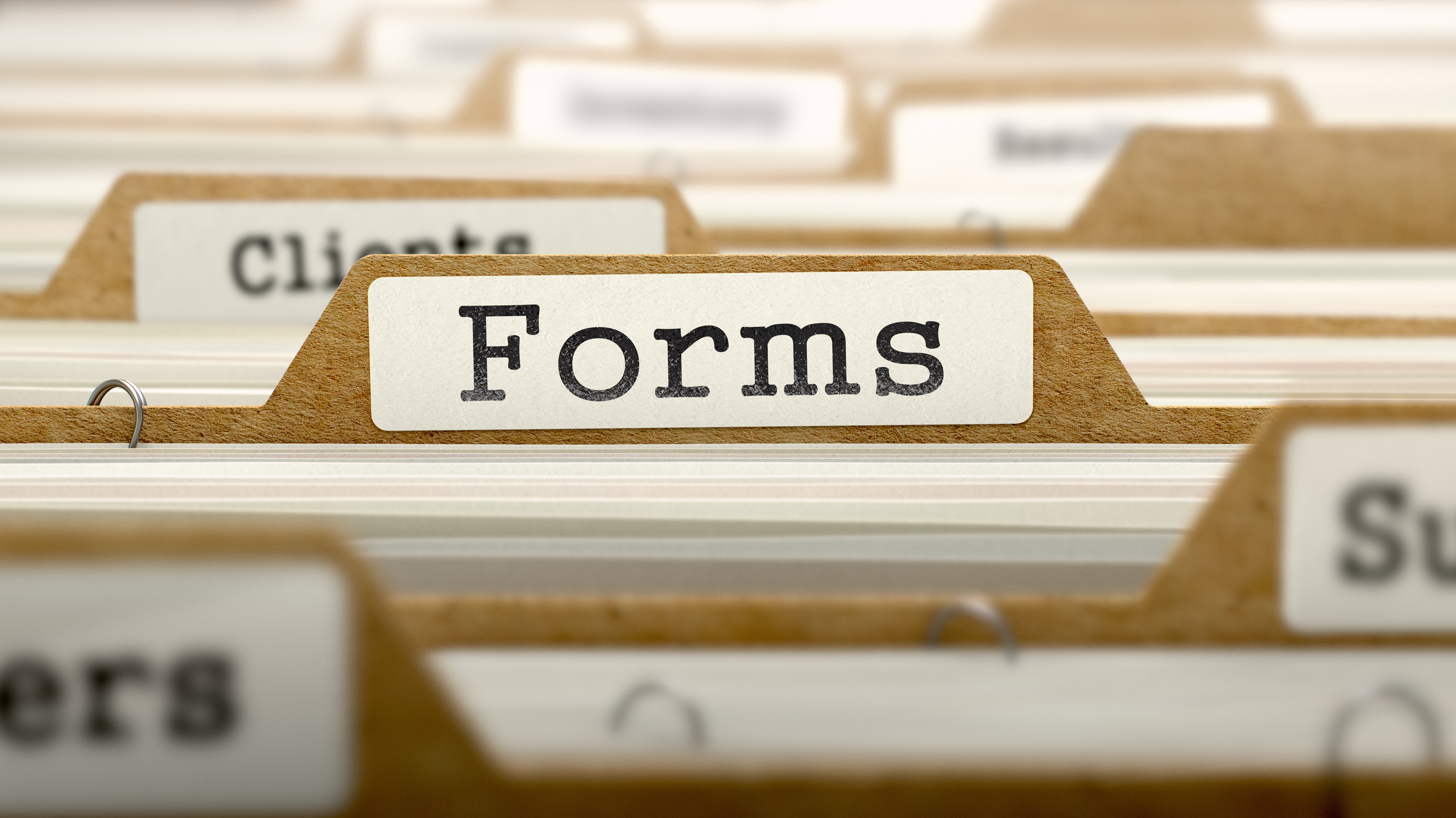 Uniform Commercial Code (UCC) Article 9 Filing Forms