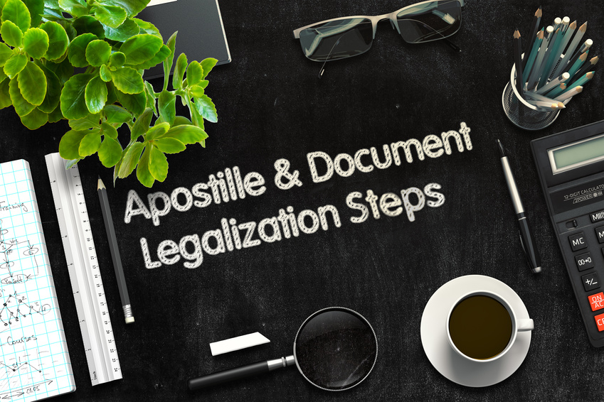 Document Authentication and Legalization: Step By Step Guide
