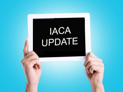 IACA Update on Business Entity Matters