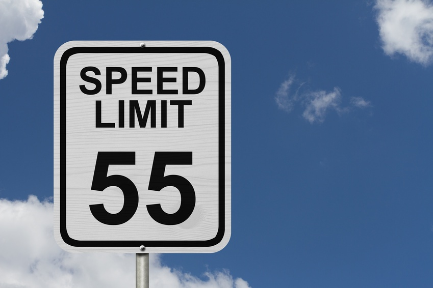 55 MPH and State Fundraising Registration…Black and White Letter of the Law and the Gray World We Live In