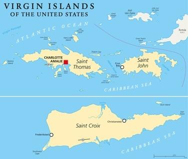 U.S. Virgin Islands: Incorporation and Registration in a Nutshell
