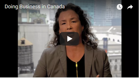 Doing Business in Canada?